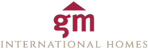 GM International Homes Logo