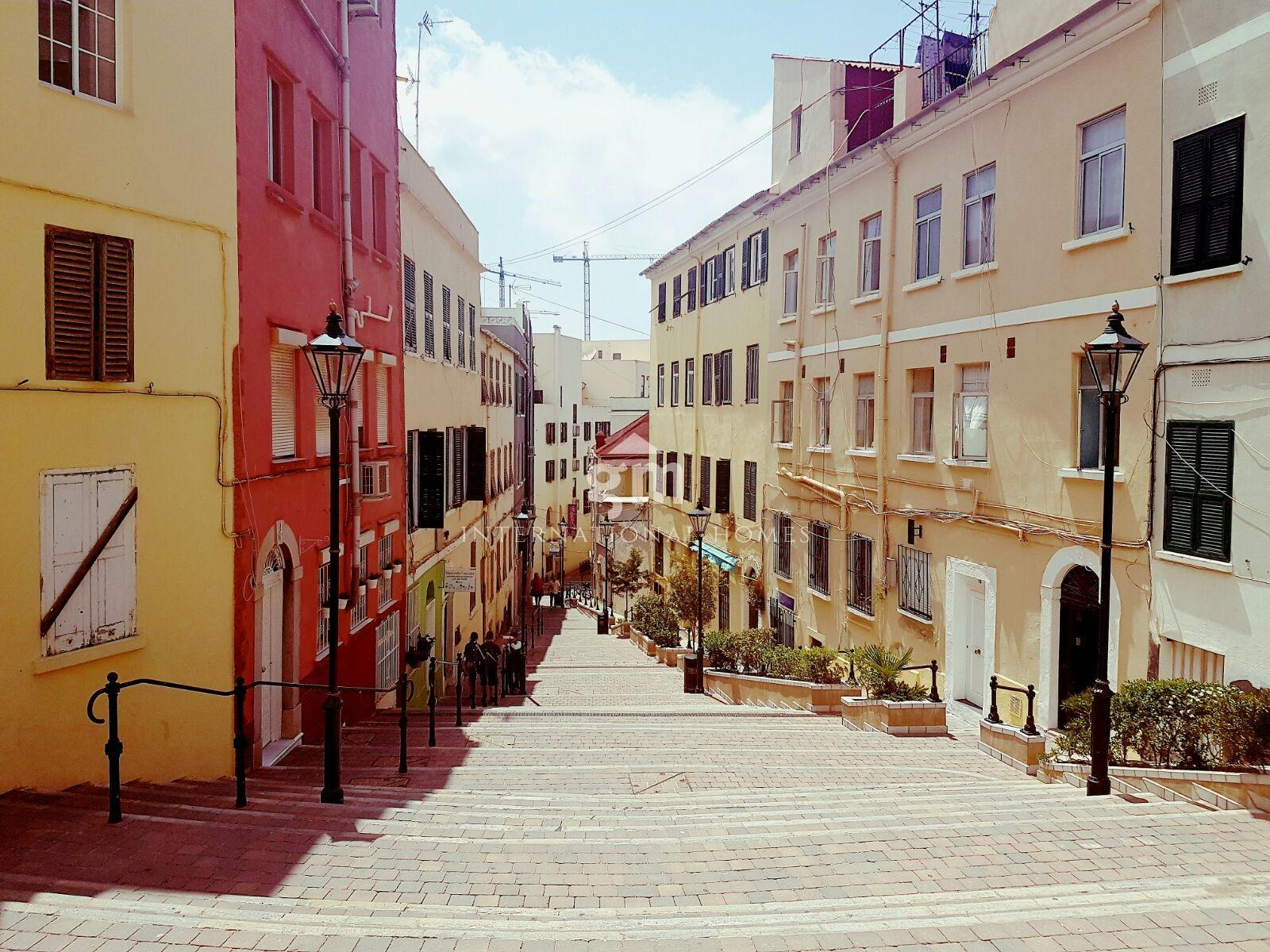 Upper Town - Gibraltar